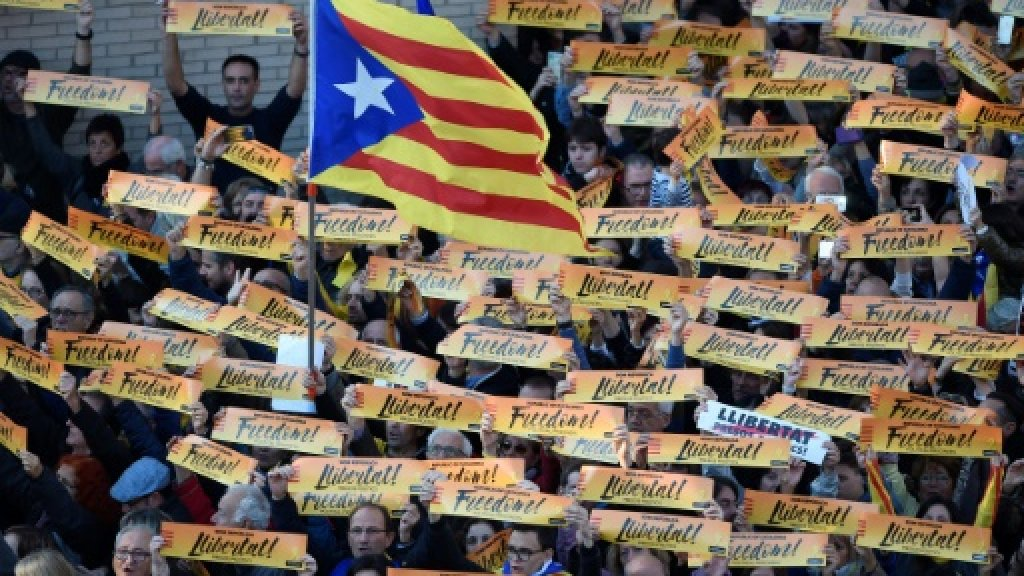 Spain drops European arrest warrant for sacked Catalan leader