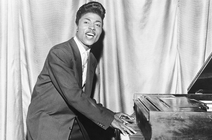 Oh yeah! Little Richard Happy Birthday Without him Rock n Roll wouldn\t be what it became