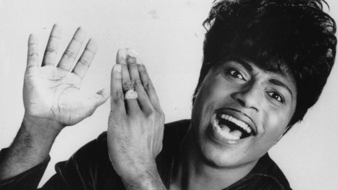 Good golly Miss Molly, it s Little Richard s birthday - A very happy one to The Godfather of Rock & Roll!!!
