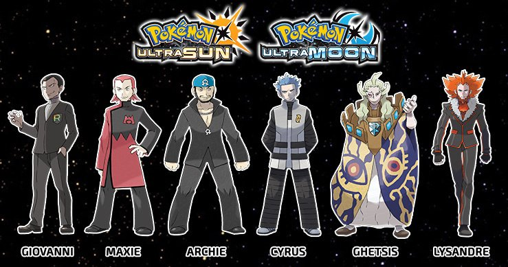 Which of the #PokemonUltraSunMoon bosses in Team Rainbow Rocket gave you the best battle? https://t.co/lTARj22JCE https://t.co/qM8u4OqCjC