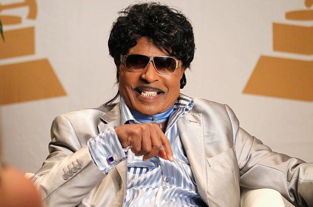 Happy birthday, Little Richard