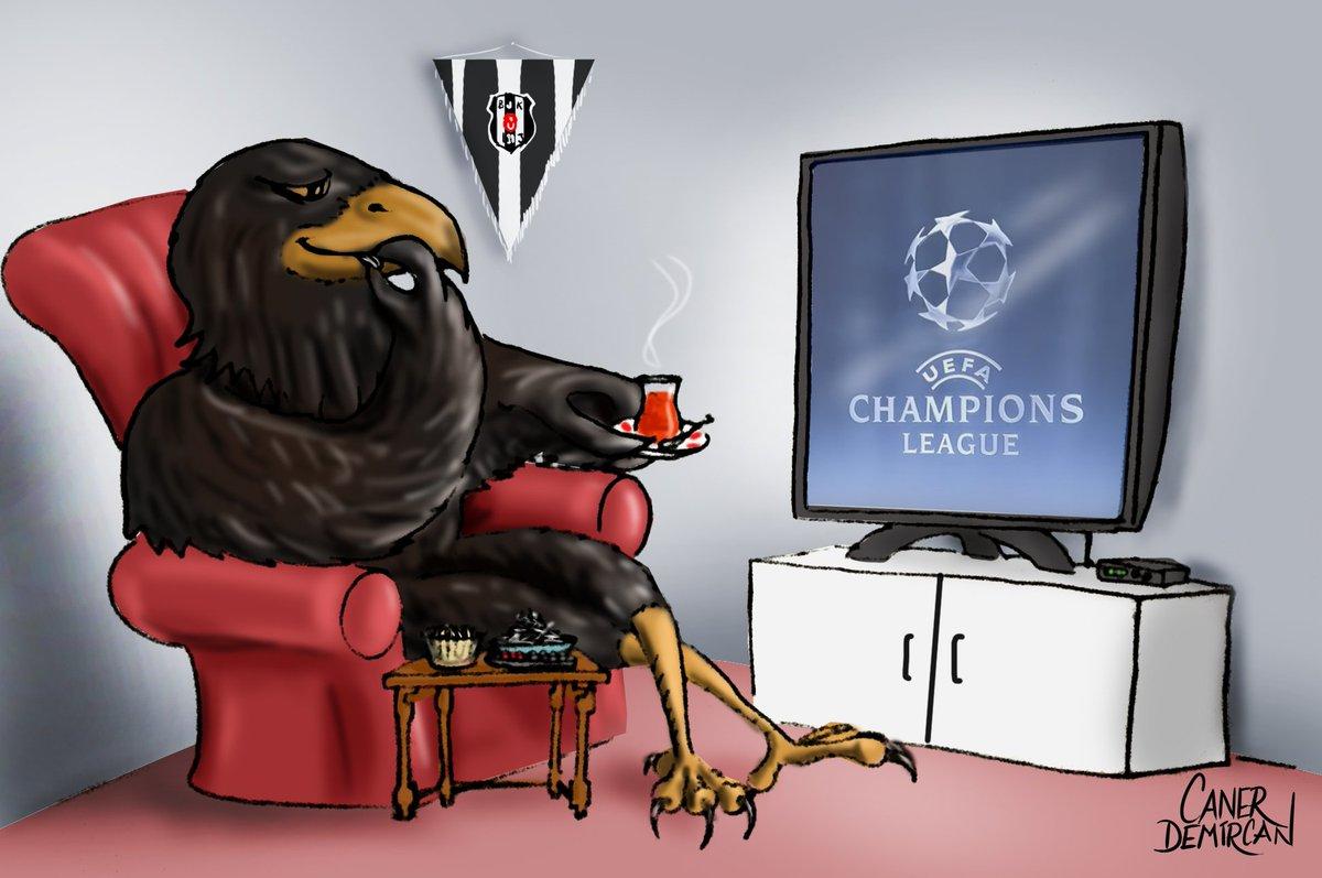 RT @demircancaner: Formalite #RBLBJK #ChampionsLeague #UCL #GroupG https://t.co/zlOtDLEhtl