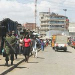Mathare residents attack police officers after accusing them of extorting money from dealers of local brew