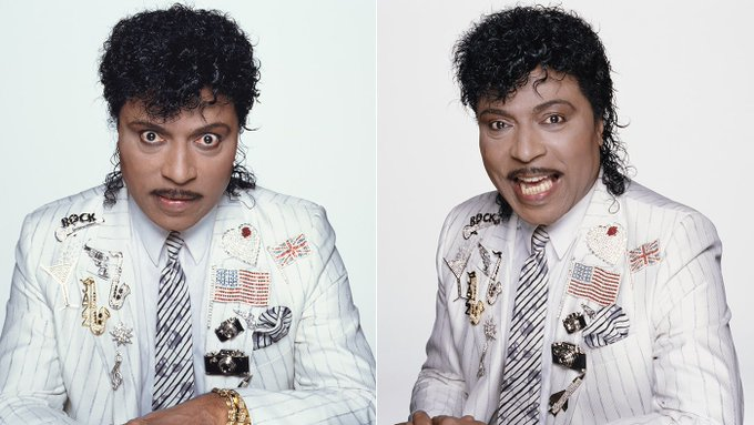 RollingStone: Happy birthday Little Richard! Look back at our 1990 feature on the singer