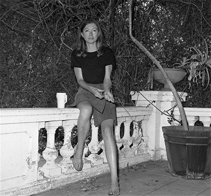 Happy birthday Joan Didion!