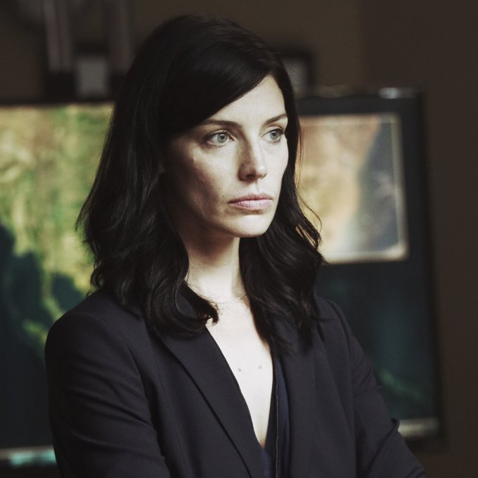 Happy Birthday to Jessica Paré!  Don\t miss her in this Wednesday\s fall finale of