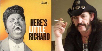Happy 85th Birthday Little Richard Lemmy performs a killer tribute to his hero