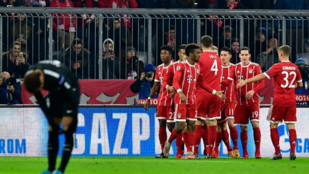Champions League: PSG top group despite Bayern defeat