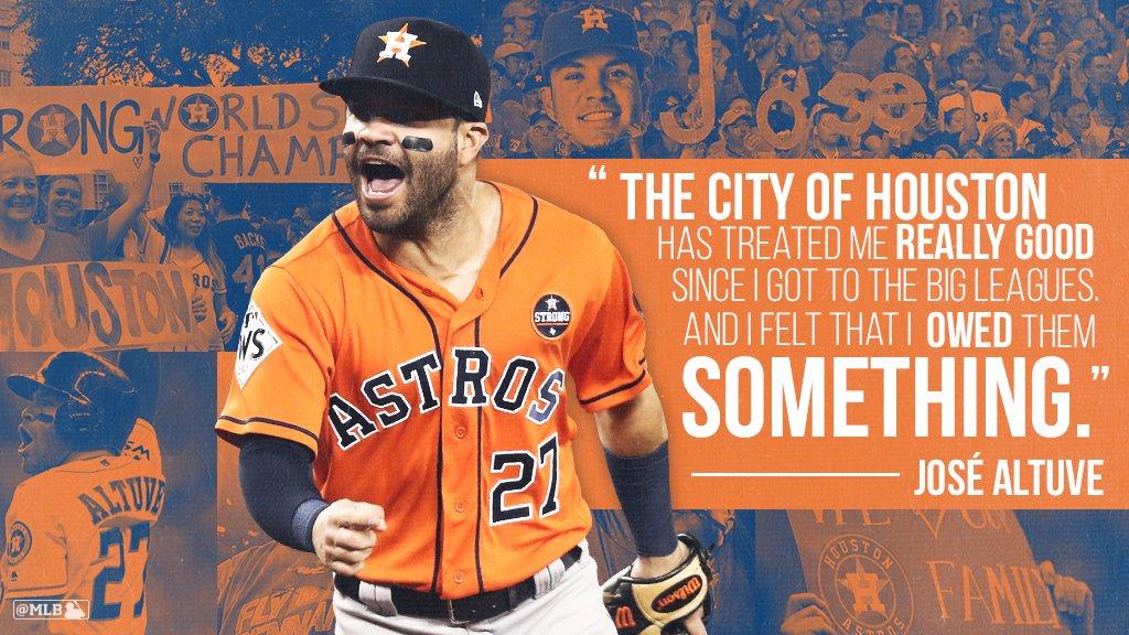 Just another reason to love @JoseAltuve27. https://t.co/zcvbhfhV3J #HoustonStrong https://t.co/BZahNHd8K0