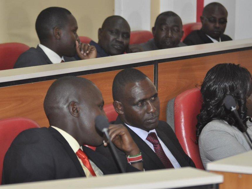 Kajiado MCAs unanimously approve Lenku CEC, chief officer nominees