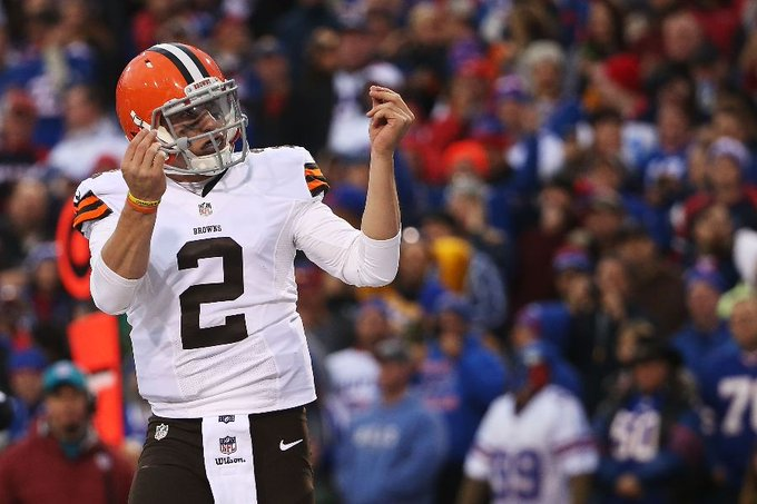 Happy Birthday to Johnny Manziel who turns 25 today!