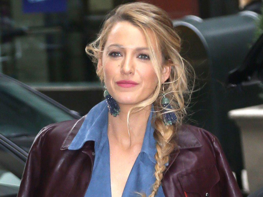 Blake Lively's Been Injured On The Set Of Her New Film