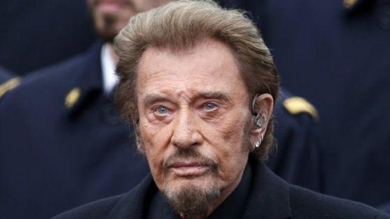 Johnny Hallyday: French rock star dies at 74