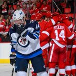 Slump busters: Red Wings cool Jets, end 7-game skid