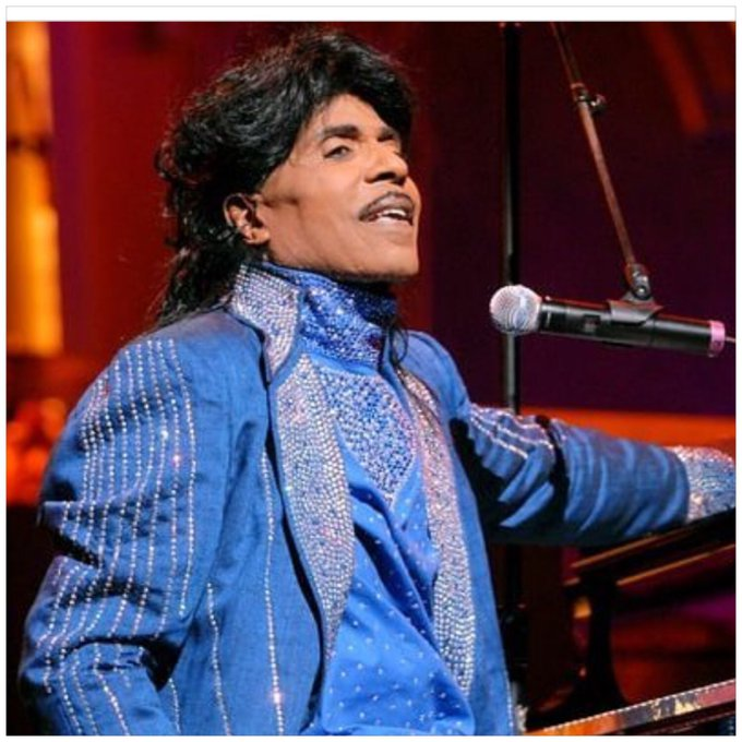 Happy 85th Birthday to Little Richard!!