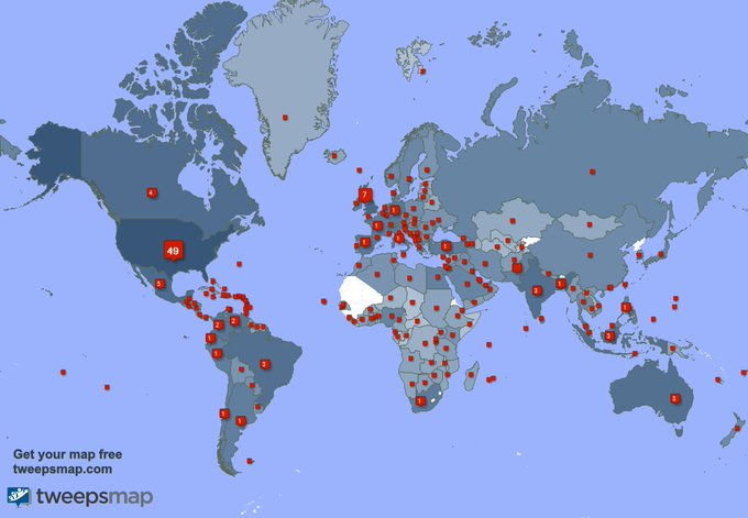 I have 797 new followers from USA, India, Brazil, and more last week. See https://t.co/Rw9AAvUybD https://t