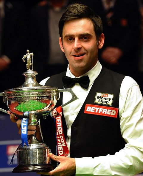 Happy Birthday Ronnie O\Sullivan