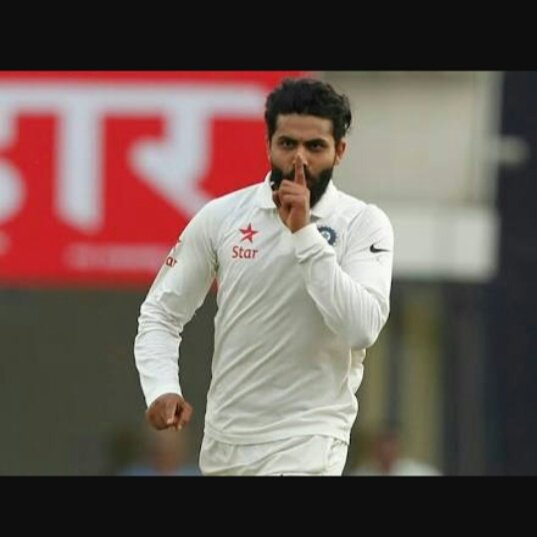 Happy BIRTHDAY Ravindra JADEJA..... wish you a many many happy returns of the day.....