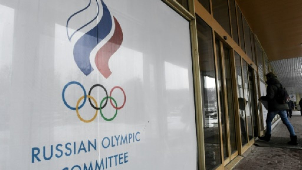 Olympic ban sparks outrage in Russia