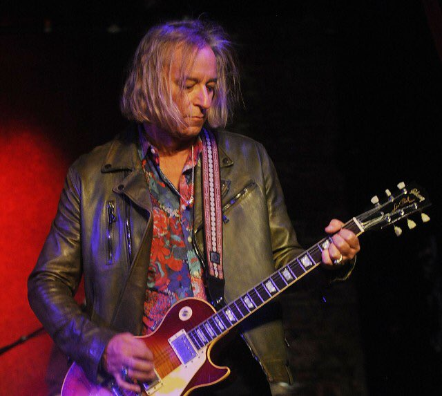 Happy Birthday to Peter Buck from REM, born Dec 6th 1956
