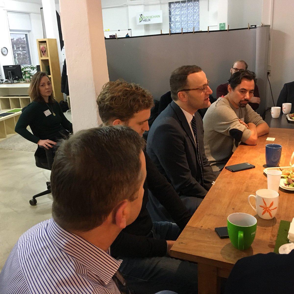 test Twitter Media - Geschwindigkeit zählt, sagt @jensspahn beim #fintechFrühstück von @schwarzwildinfo im @FinTech_HQ zur Entwicklung der digitalen Identität. https://t.co/ZsNPjo8ETB