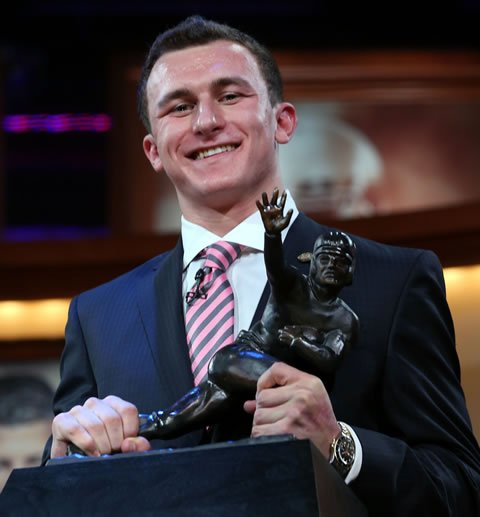 Happy Birthday Johnny Manziel