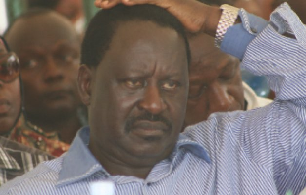 US wants NASA leader Raila Odinga to abandon his swearing-in plan