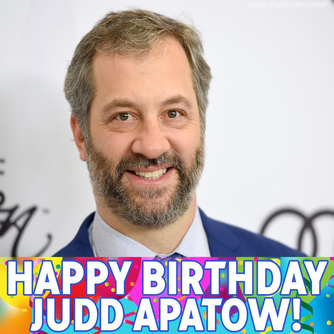 Happy Birthday, Judd Apatow!