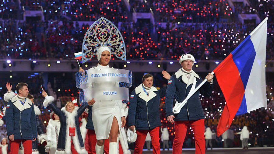 IOC bans Russia: Cold War 2.0 politics ruins the Olympics (Op-Ed by @NeilClark66)