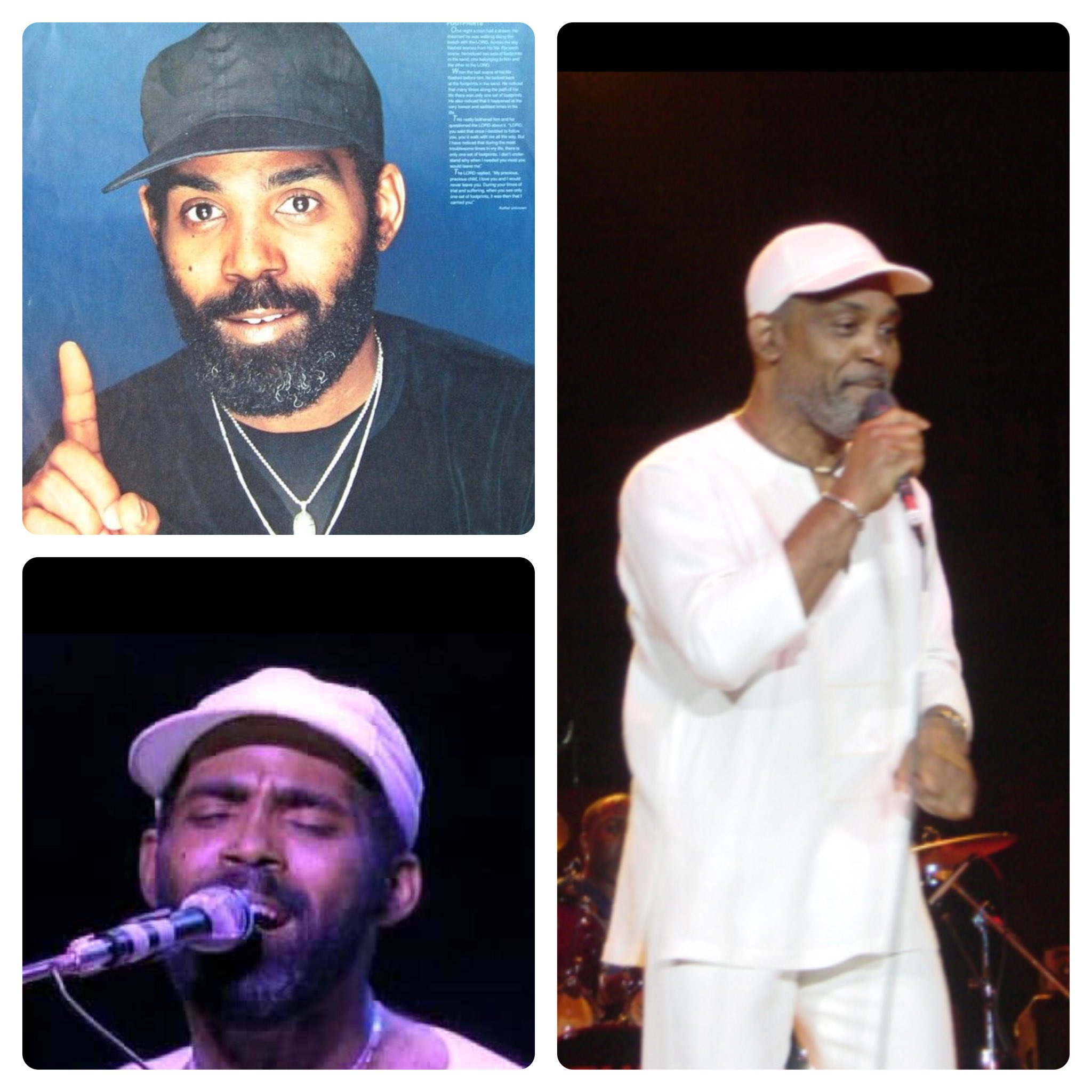Happy Birthday to The Legend Mr. Frankie Beverly  We Are One....what s ur favorite joint
