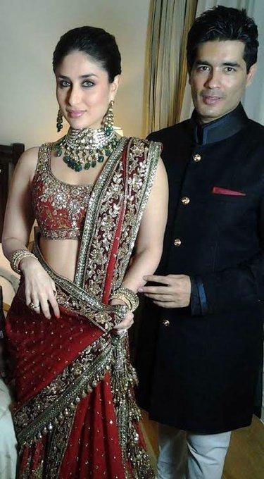 Happy birthday # Manish Malhotra....reputed fashion designer for Bollywood celebs