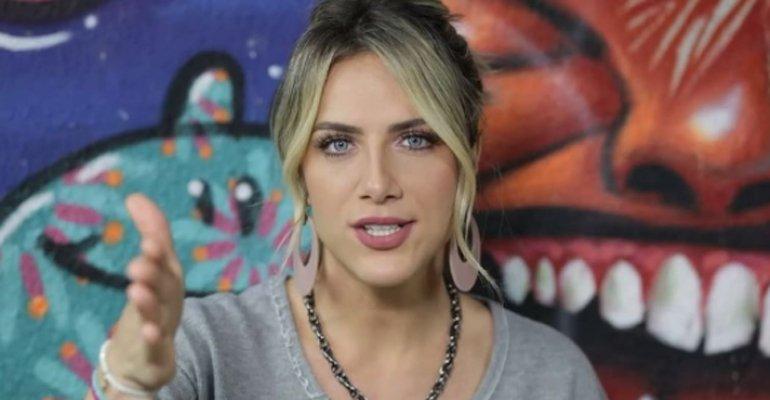 Giovanna Ewbank. Foto do site da Caras Brasil que mostra Giovanna Ewbank posa sensual e recebe elogios: Deusa