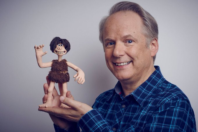 A new age is dawning....Happy Birthday to Director, Nick Park!