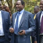 Wiper leader defended the late Nyenze even when the MP supported Jubilee's Uhuru Kenyatta