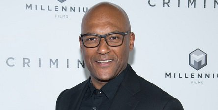 Happy Birthday to English actor Colin Salmon (born December 6, 1962).