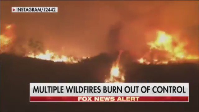FOX NEWS ALERT: Race against time to save thousands of homes as California wildfires rage out of control https://t.co/IlrmBK4TpG