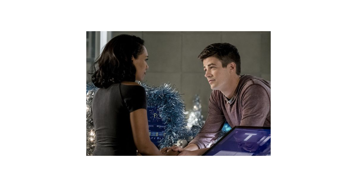 Grant Gustin. Foto do site da Pure Break que mostra Em The Flash: na 4ª temporada, Barry (Grant Gustin) é preso após plano de vilão!