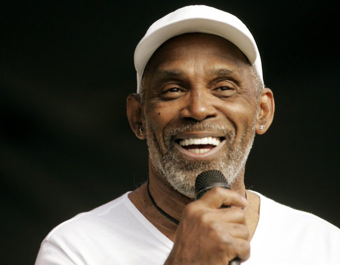 Happy birthday to the fabulous Frankie Beverly!