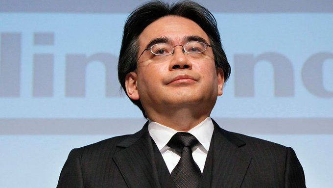 Happy Birthday to the late, great Satoru Iwata, born December 6, 1959.