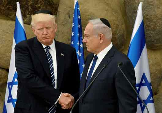 Trump to recognize Jerusalem as Israel's capital