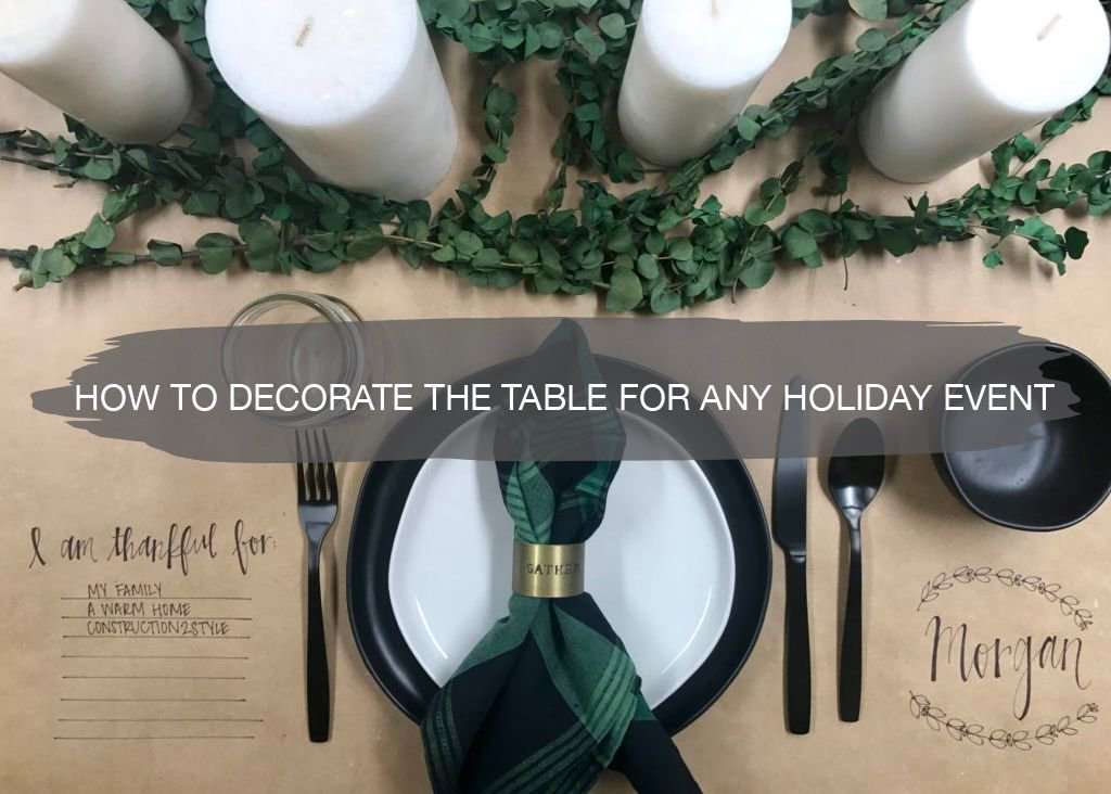 Looking for table landscapes for Christmas?   https://t.co/8cFt6VUQGy https://t.co/yatLSHTymg