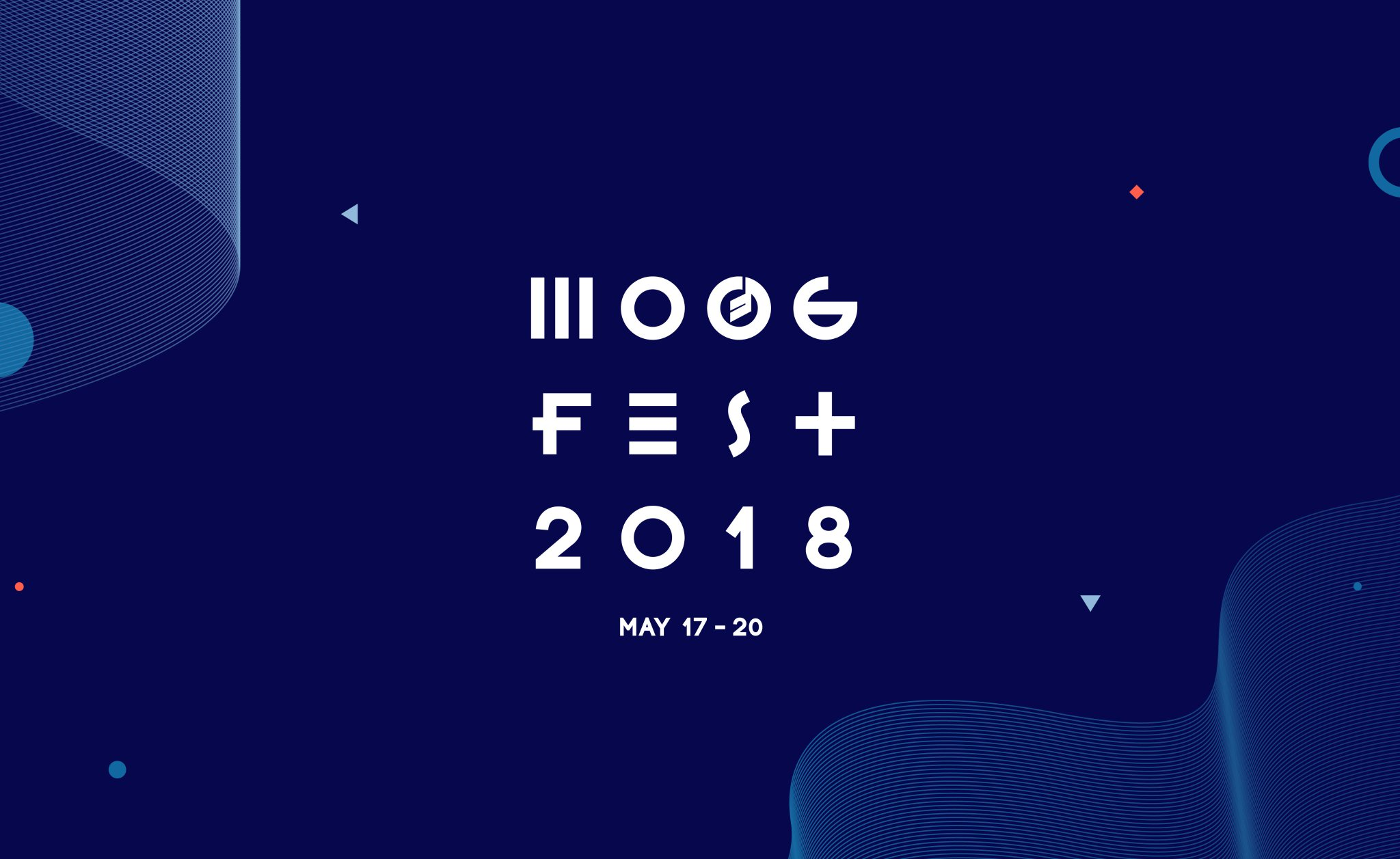 Moogfest announces 2018 lineup led by female, non-binary & transgender artists https://t.co/bVJiA44qqP https://t.co/aZv5rooXUW