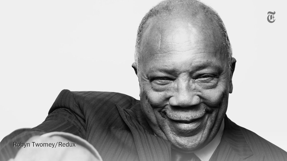 Netflix for Jazz? Quincy Jones's Qwest TV takes concerts and films into the digital age https://t.co/wultBidJ2F https://t.co/BIIR9dkprR