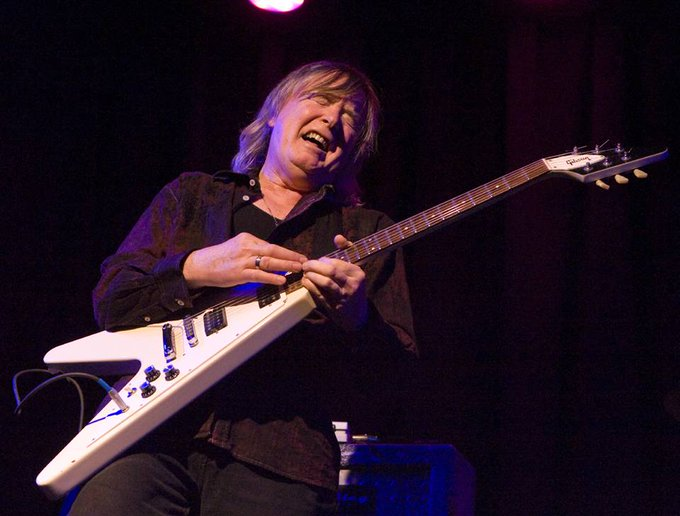 Happy belated birthday to Magic Bag fave Kim Simmonds of Savoy Brown