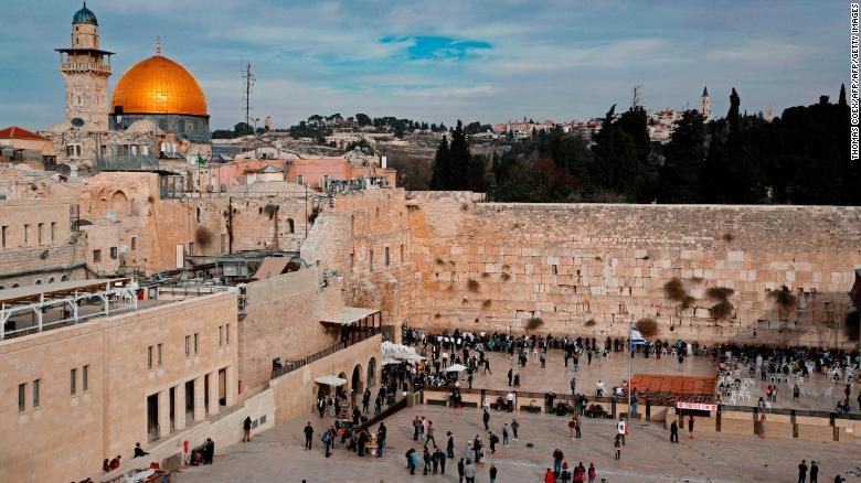 Why moving the US embassy to Jerusalem is socontroversial
