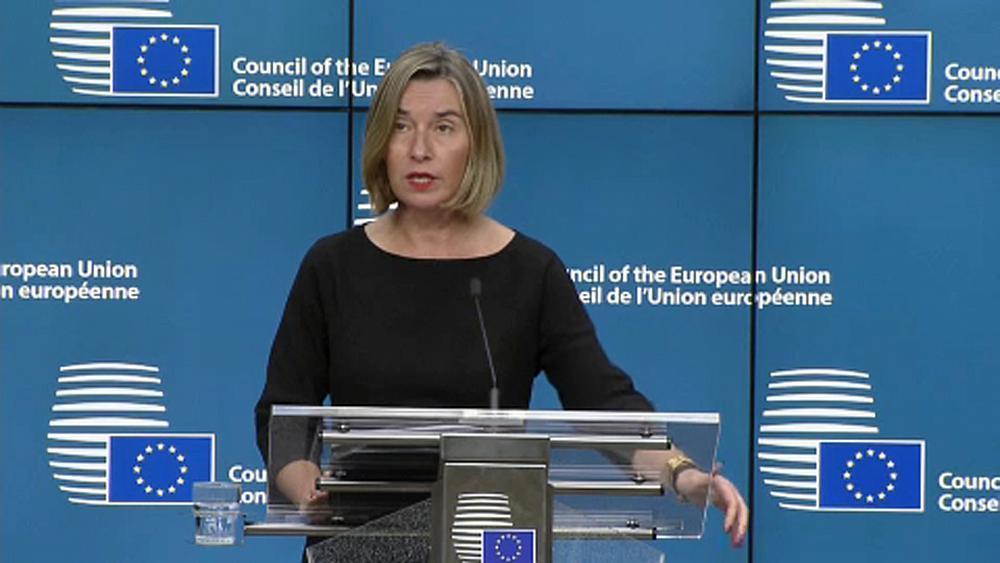 USA e UE divise sulla capitale d'israele