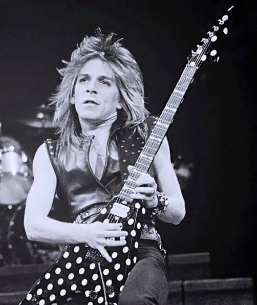 Happy Birthday, Randy Rhoads. You are truly missed.