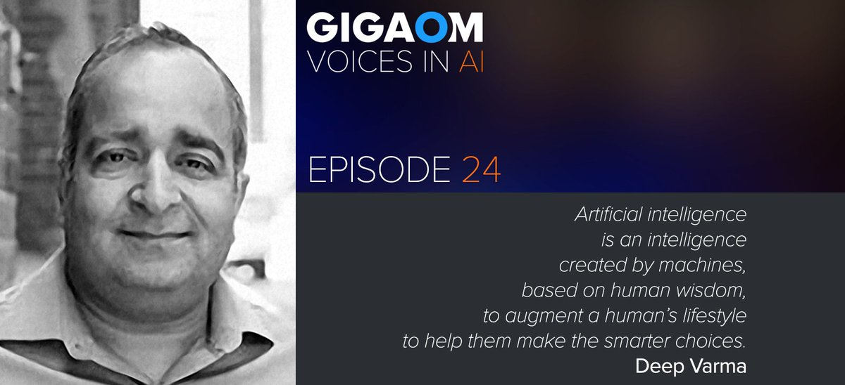 test Twitter Media - RT @VoicesinAI: In Episode 24 of #VoicesinAI Deep Varma @Trulia 's talks with host @ByronReese about the nervous system, #AGI - the #Turing Test - #Watson - #Alexa, security, and privacy. An #AI podcast by @Gigaom https://t.co/ZV5jTKje4d…-with-deep-varma/ https://t.co/PAzZBlWs8c