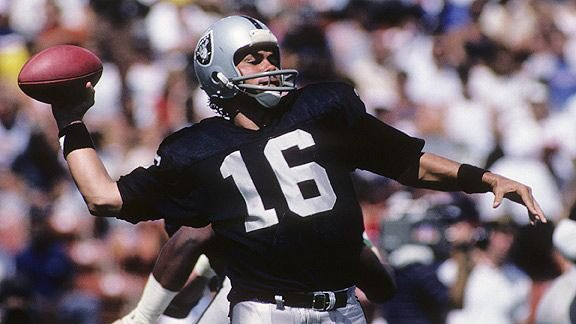Happy Birthday Belated Birthday Jim Plunkett....05 Dec