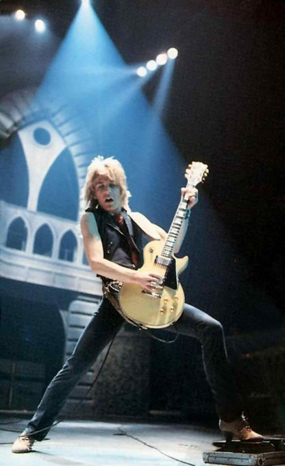 Happy birthday to the one and only Randy Rhoads. Legends never die.